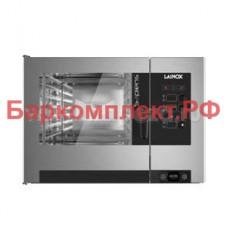 Пароконвектоматы газовые Lainox SAGV072R+LCS+KSC004O