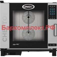 Пароконвектоматы газовые Unox XEVC-0621-GPR