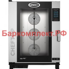 Пароконвектоматы газовые Unox XEVC-1021-GPR