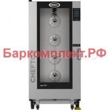Пароконвектоматы газовые Unox XEVC-2021-GPR
