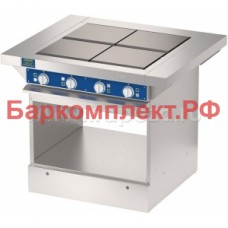 Плиты электрические Атеси ЭПЧ 9-4-12