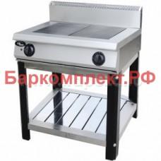Плиты электрические Гриль Мастер Ф2ПЭ/600 (открытый стенд)