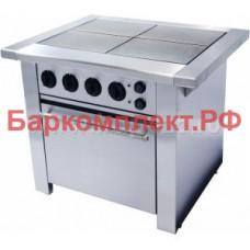 Плиты электрические Гриль Мастер Ф4ПДКЭ/900