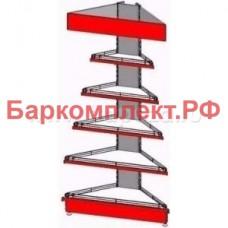 Стеллажи нейтральные Марихолодмаш ТСПУ Купец 600*460нар