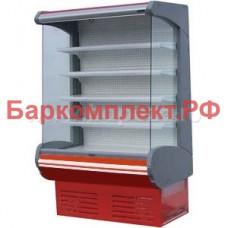 Стеллажи холодильные Премьер ВВУП1-0,75ТУ/Фортуна-1,0