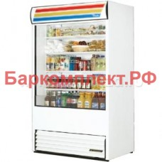Стеллажи холодильные True TAC-48-LD 220V