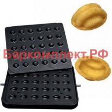 Вафли и корн доги аксессуары ICB Tecnologie Plate 13 (Nut Shape)
