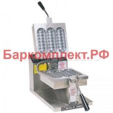 Вафли и корн доги вафельницы Gold Medal Products 5038EX
